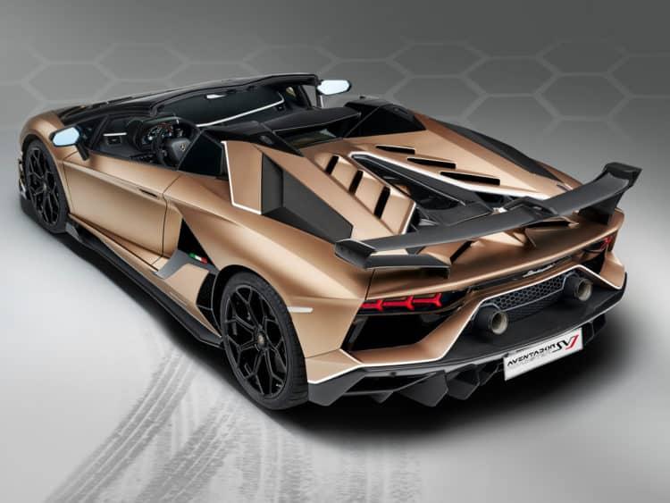04 2020 lamborghini aventador svj roadster 10 cosas que no sabías sobre el Lamborghini Aventador SVJ Roadster 2020