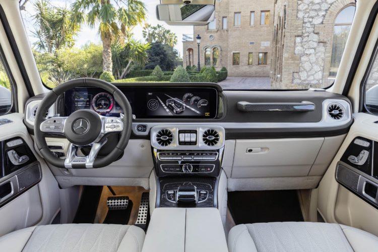 044 2018 mercedes amg g63 Una mirada más cercana al Mercedes-AMG G63 2019