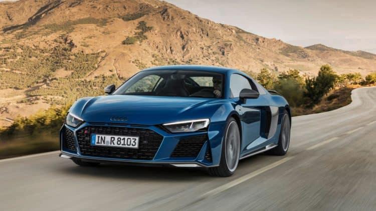 049 r8 v10 Los cinco mejores coches del Salón de Ginebra 2019
