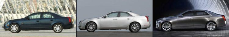 05c8a35f cadillac cts evolution 43 La historia y el desarrollo del Cadillac CTS
