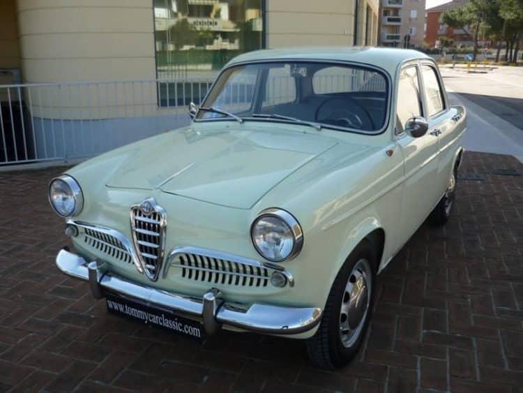 0d0fea05f3f8653b24c9fad4909dc572 Historia y evolución del Alfa Romeo Giulietta
