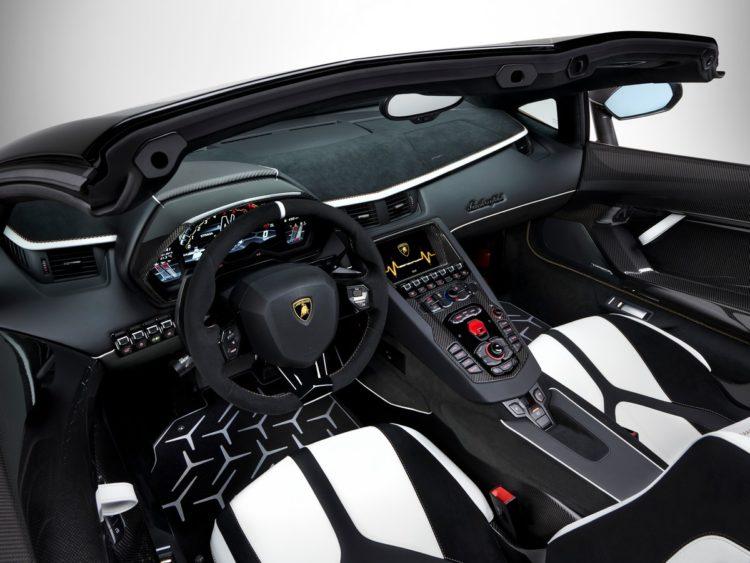11 2020 lamborghini aventador svj roadster 10 cosas que no sabías sobre el Lamborghini Aventador SVJ Roadster 2020