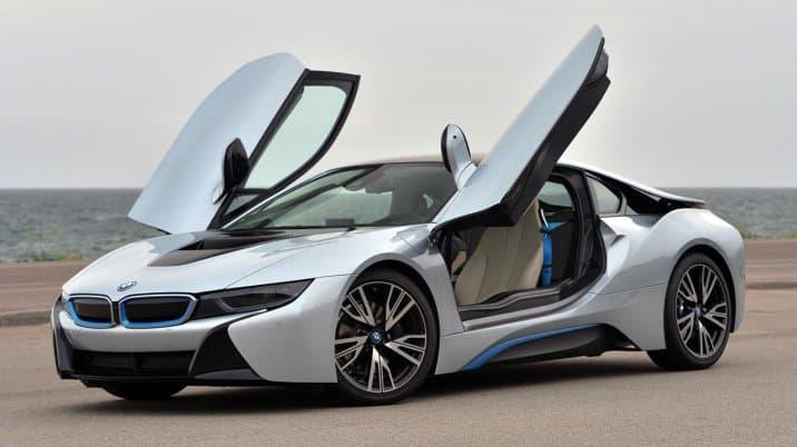 12 2015 bmw i8 fd 1 Los coches eléctricos más caros de 2016