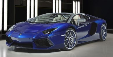 1618310307 2014 Lamborghini Aventador La historia y evolución del Lamborghini Aventador