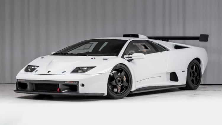 1618321038 758 1999 lamborghini diablo gtr La historia y evolución del Lamborghini Diablo