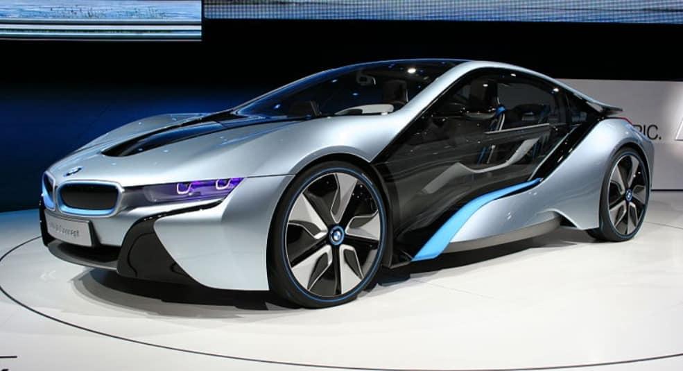 1618378564 BMW i8 La historia y evolución del BMW i8