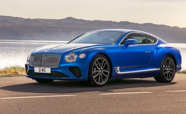 """1618809110 623 The 2018 Bentley Continental GT Siete de los mejores modelos de automóviles """"GT"""" que debe tener en cuenta en 2018"""