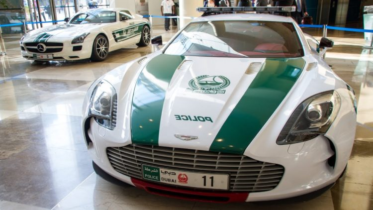 1619049455 203 Aston Martin Dubai Police The Amazing Dubai Police Cars