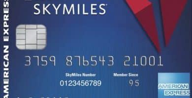 1619615674 Blue Delta SkyMiles credit card Las 10 mejores tarjetas de crédito para millas aéreas en 2019