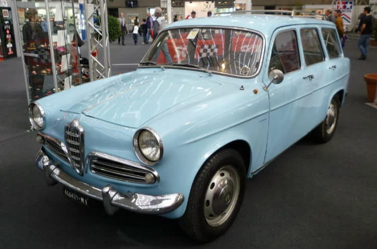 17874500036 86f91b3809 b Historia y evolución del Alfa Romeo Giulietta