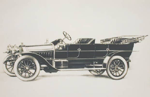 1907 Horch 2665