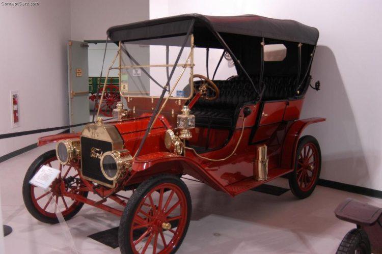 1909 Ford Modelo T