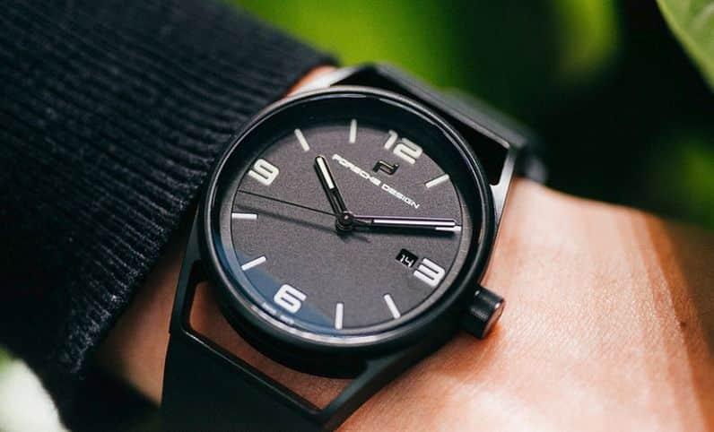 1919 Datetimer Eternity Black 1 Reloj Porsche. Porsche Designs 1919 Diseño y características