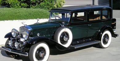 1930 cadillac v16 series 452 madam x 7 seater limousine Los cinco mejores modelos de Cadillac de edición especial de todos los tiempos