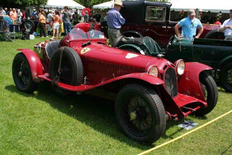 1931 Alfa Romeo 8C 2300 L