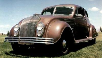 1934 Chrysler / Desoto Airflow