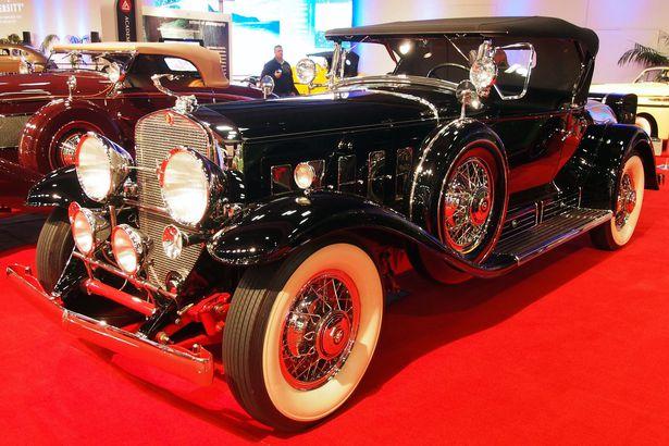 Cadillac Phaeton 5859 de 1937