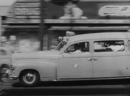 Ambulancia Cadillac 1946