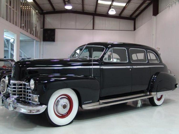 1946 Fleetwood Serie 75