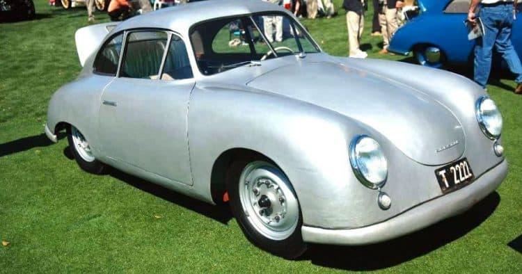Porsche 356 de 1949