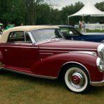 1950s Mercedes Benz Los 10 mejores modelos de Mercedes de la década de 1950
