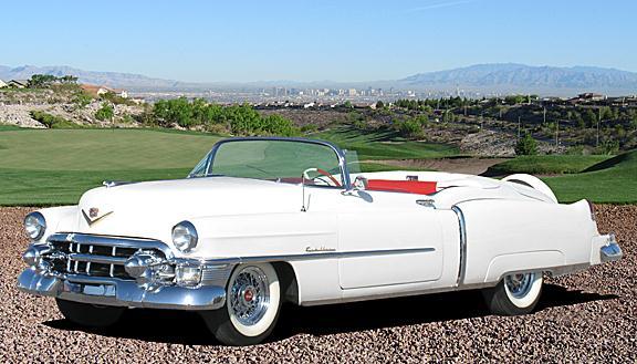 1953 Eldorado convertible