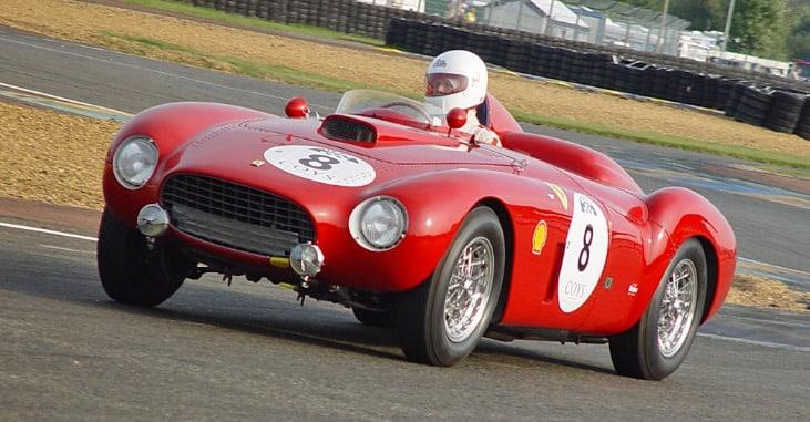 1954 Ferrari 375 Plus Los 20 autos más caros del mundo a partir de 2019