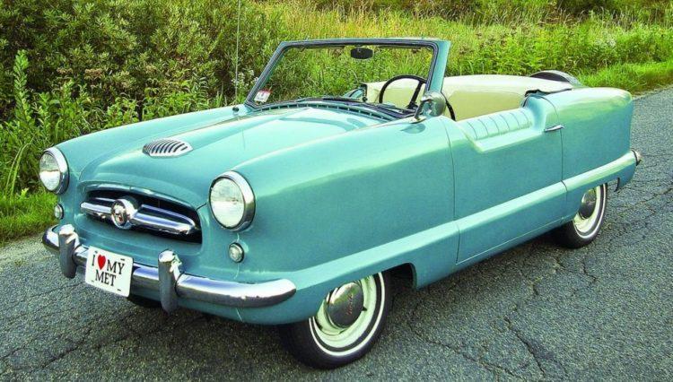 1954 Nash Metropolitano