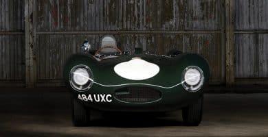1955 Jaguar D Type El súper raro Jaguar D-Type de 1955: ¿un automóvil de $ 7 millones?