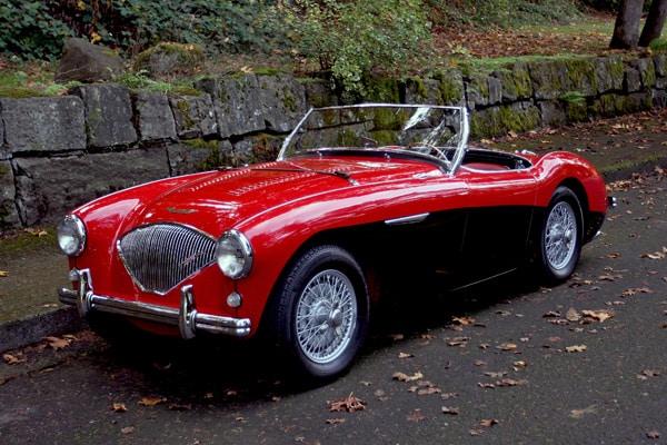1956 Austin Healy 100