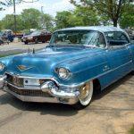 1956 Cadillac Series 62 Eldorado Seville Coupe Los 20 mejores modelos de Cadillac Eldorado de todos los tiempos