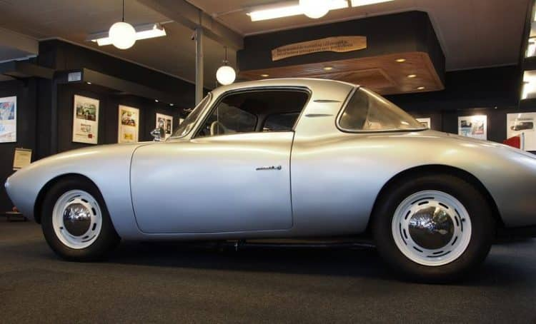 1956 DKW Monza
