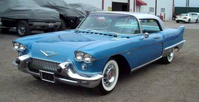 1957 Cadillac Eldorado Brougham Por qué 1957 fue un año importante para Cadillac
