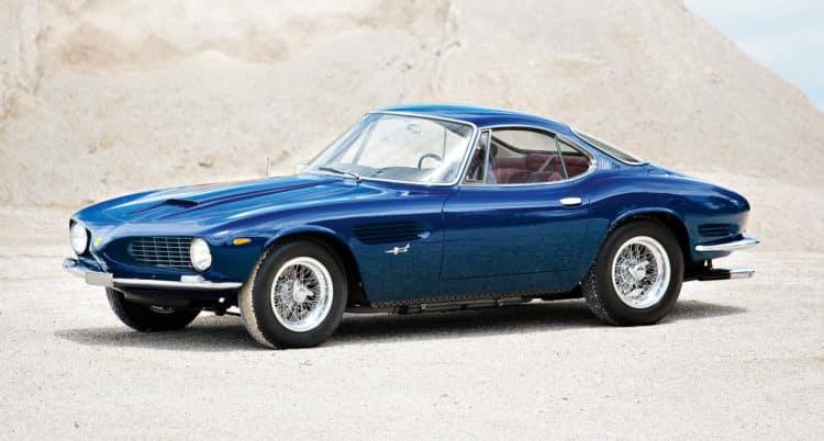 1962 Ferrari 250 GT SWB Berlinetta Speciale Los 20 autos más caros del mundo a partir de 2019