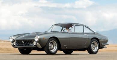 1963 Ferrari 250 Berlinetta Lusso Una mirada más cercana al Ferrari 250 Berlinetta Lusso de 1963