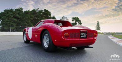1964 Ferrari 250 LM Rear ¿El Ferrari 250 LM de 1964 vale realmente $ 18,26 millones?