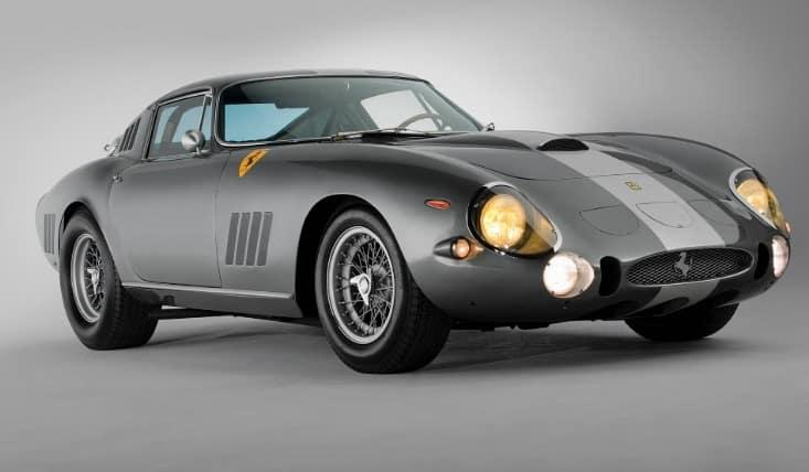 1964 Ferrari 275 GTBC Speciale Los 20 autos más caros del mundo a partir de 2019