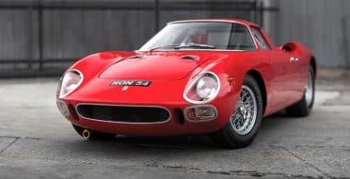 1964 ferrari 250 lm scaglietti 01 11 Una mirada más cercana al Ferrari 250 LM 1964 de $ 17.6 millones