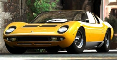 1966 Lamborghini Miura 1966 Lamborghini Miura: el primer superdeportivo de la historia