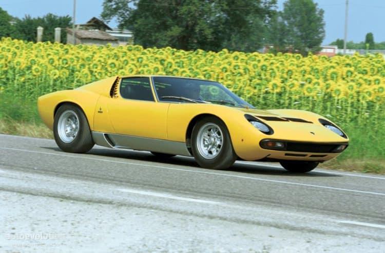 1966 Lamborghini Miura 20 hechos que nunca supo sobre Lamborghini