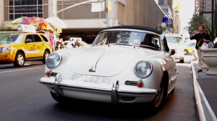 1966 Porsche 356 SC Cabriolet