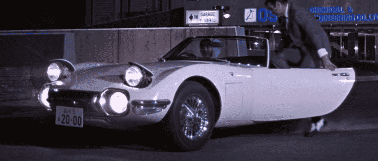 1967 2000 Toyota GT