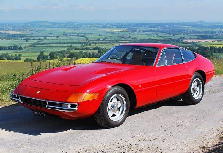 1968 Ferrari 365 GTB / 4 Daytona