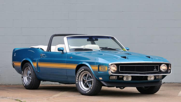 1969 Shelby GT Convertible