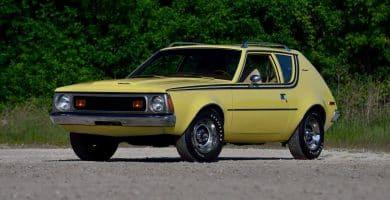 1970 AMC Gremlin Los 20 peores modelos de automóviles de todos los tiempos, y lo que queremos decir