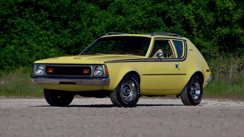 1970 AMC Gremlin .Los 20 peores modelos de automóviles de todos los tiempos