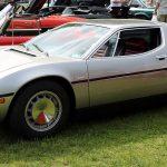 1973 Maserati Bora in Greenwich La historia y evolución del Maserati Bora