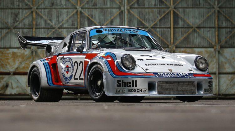 1974 Porsche 911 RSR 2.14 Turbo