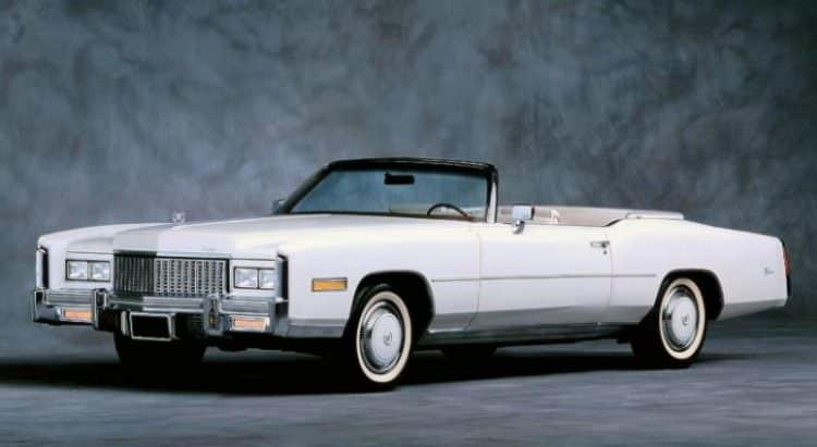 1976 Eldorado Fleetwood convertible
