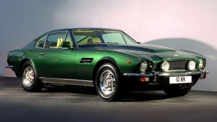 1977 Aston Martin V8 Vantage